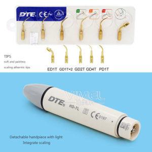 Woodpecker Equipment Dental Dte-V3 LED Ultrasonic Piezo Built-in Scaler Original pictures & photos