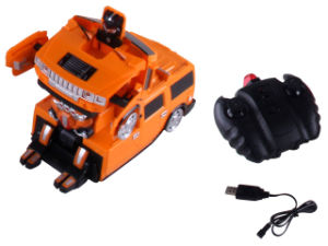 RC Car Remote Control Transform Robot Climbing Wall (H3386175) pictures & photos