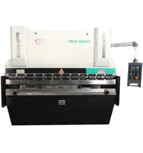 Wf67k Hydraulic Plate CNC Control Automatic Bending Machine pictures & photos