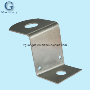Custom Metal Nonstandard Stainless Steel Z Shaped Bracket