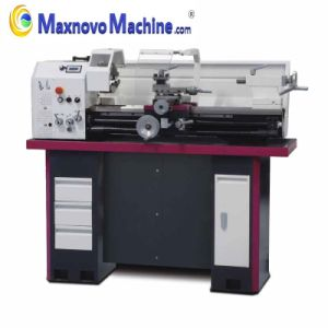 Longitudinal Cross Feed 12X32 Variable Mini Metal Bench Lathe (mm-TU3008V) pictures & photos