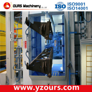 Manual/ Automatic Powder Coating Line with Low Price pictures & photos