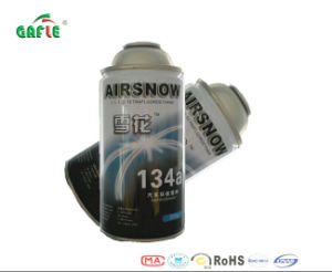Gafle/OEM Green Cheap Auto R134A Refrigerant Gas pictures & photos