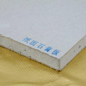 Gypsum Board/Plaster Board