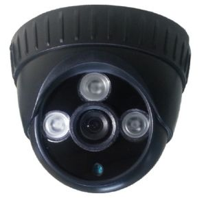 IR Dome Night Vision Security Surveillance CCTV Digital Camera System with CE FCC Audited (VT-9223B)