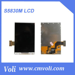 Mobile Phone LCD Display for Samsung Ace S5830m LCD pictures & photos
