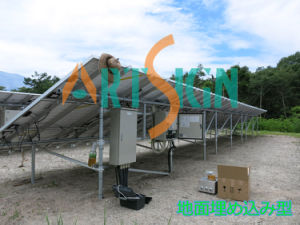 Solar Mounting System-Terrace Ground Mounting System with 25years Warranty pictures & photos