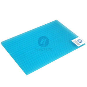 Best Quality Twin-Wall Polycarbonate PC Sheet with SGS pictures & photos