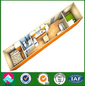 Container House 20FT/Prefab Container Office Szm001 pictures & photos