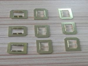 Progressive Electronic Stamping Components for Contacts pictures & photos