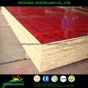 Brown Film Bamboo Shuttering Plywood for Construction pictures & photos