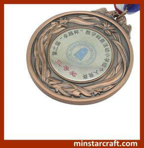 Customized Alloy Medal for Sport (M04)
