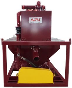 Oilfield Solids Control Drilling Mud System with High Efficiency