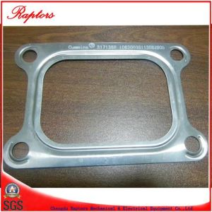 Cummins Turbocharger Gasket (3171368) for Ccec Engine Part pictures & photos