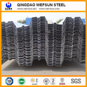 Roofing Sheet Corrugated Gi/Gl Steel Sheet pictures & photos
