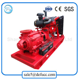 Horizontal Centrifugal Water Supply Multistage Diesel Engine Pump pictures & photos