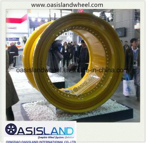 Engineering Wheel, OTR Wheel, Quarry Haul Truck Rim (49-19.50) for Earthmover pictures & photos