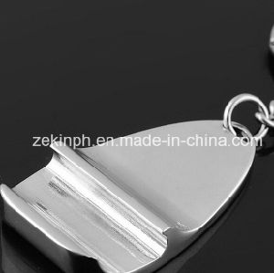 Customized Beer Bottle Opener Keyring with Custom Logo pictures & photos