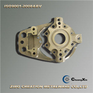 Aluminum Casting Bracket for Starter Motor pictures & photos