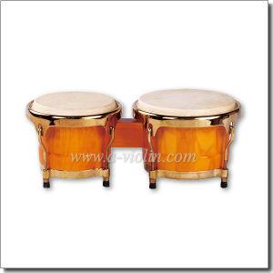White Toon Wood Professional Bongo Drum (ABOLGA100) pictures & photos