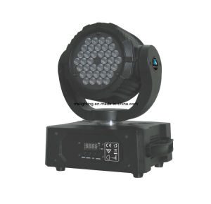 12*10W RGBW 4in1 LED Moving Head Wash Light pictures & photos