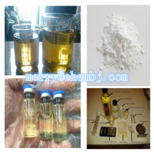 Injectable Mixture Steroid Oil Anomass 400mg/Ml for Muscle Gain