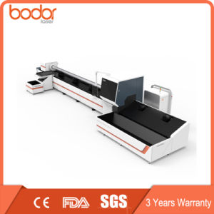 CNC Laser Manufacture 500W 1000W 2000W Protected Metal Fiber Laser Cutting Machine pictures & photos