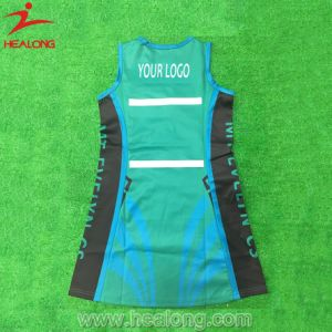 Healong Sportswear Sublimation Padded Netball Skirt for Sale pictures & photos