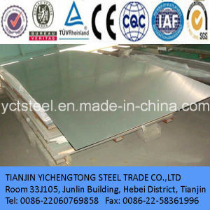 304 316L 321 2b Stainless Steel Plate (Sheets) pictures & photos