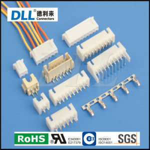 Equivalent Jst Xh 2.54mm Pitch S15b-Xh-a S16b-Xh-a S17b-Xh-a S18b-Xh-a (LF) (SN) Wire Cable Connector pictures & photos