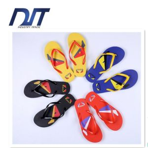 Summer Home Cool Slippers Comfortable and Soft Unisex Flip Flops pictures & photos