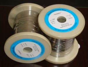 Nichrome Flat Wire pictures & photos