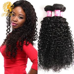 Kinky Curly Virgin Brazilian Human Hair Kinky Curly Hair Bundle pictures & photos