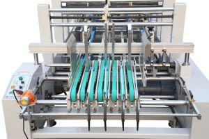 Xcs-1450 Corrugated Box Folding Gluing Machine pictures & photos