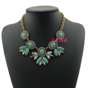 Lady Fashion Handmade Necklace Aw300