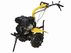 CE Approved High Quality 9HP Gasoline Power Tiller Cultivator (TIG90125) pictures & photos