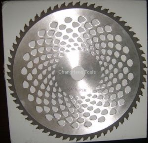 Tct Brush Cutter Saw Blade for Cut Grass pictures & photos