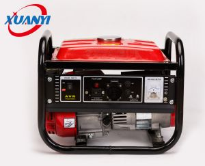 1kw Aluminium Wire Recoil Start Portable Small Silent Gasoline Generator pictures & photos