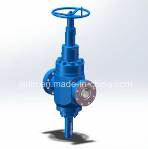 API 6A Ball Screw Gate Valve-Frac Valve pictures & photos