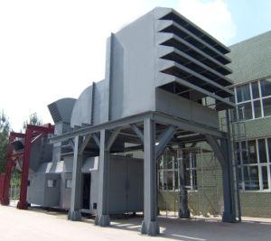 Acoustic Ancillary Equipment for Gas Turbine