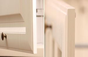 Wooden PVC Good Quality Hot Sale Kitchen Cabinet House Furniture (zc-055) pictures & photos