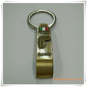 Zinc Alloy Keychain for Promotion (PG03108) pictures & photos
