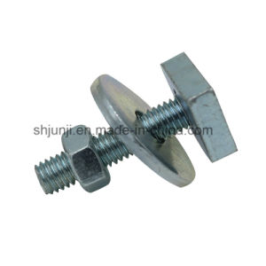 Channel Bolt with Nut and Washer pictures & photos
