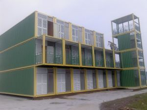 Yonth Hotel Modular House pictures & photos