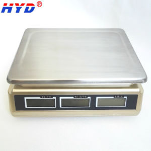 Haiyida Dual Display Electronic Scale (ACSJJC) pictures & photos