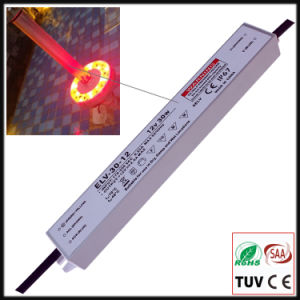 30W Constant Voltage Waterproof IP67 LED Driver with Ce/RoHS pictures & photos