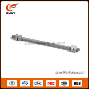 Hot-DIP Galvanized Steel Double Arming Bolt pictures & photos