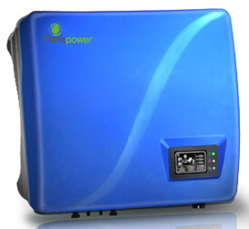 4.4kw Single Phase Solar Grid Inverter 50/60Hz, AC to DC, Free WiFi, Dural MPPT