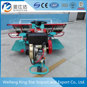 Dk Series 2zb-6300 Riding Type High Speed Rice Transplanter pictures & photos