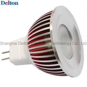 3W Dimmable Customized Colorful MR16 LED Spot Light (DT-SD-016B) pictures & photos